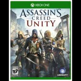 Assassin's Creed Unity download code £11.96 (with Facebook Discount) @ CDKEYS
