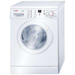 Bosch Classixx WAE24369GB Washing Machine, 7kg Load, A+++ Energy rating, 1200rpm Spin, White + 2 year guarantee Now £289 @ John Lewis (Excellent reviews)