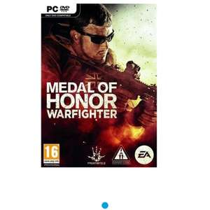 Medal of honour warfighter pc game - Tesco direct - £1.75 Free C+C