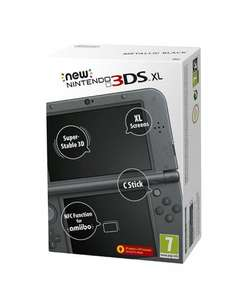 New 3DS XL Pre-order £161.49 @ Rakuten/ShopTo (using code)