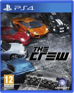 The Crew (PS4 & XBOX ONE) - £25 at Sainsburys instore!