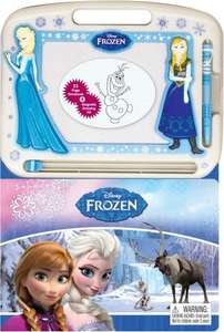 Frozen Magnetic Doddle Drawing Board And Picture Story Book Toy Set - £2.50 instore @ ASDA