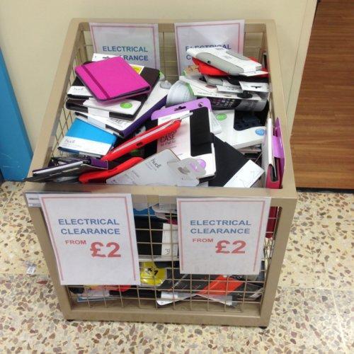 Tesco Watford - hudl and iPad Air cases £2