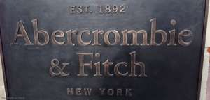 Abercrombie & Fitch Clothing 60% off Select Styles + Free Shipping over £50.