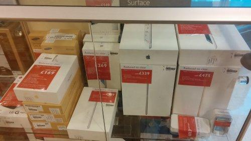 Various Ipads etc big discounts Oxford Street London