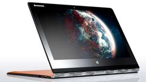 Lenovo Yoga 3 Pro in Orange & Silver 256gb SSD now £300 cheaper at £999.99 at Amazon
