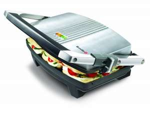 Breville vst025 café style Sandwich Press (Panini Maker) ONLY £19.00 from £29.00!!! From Morrisons, instore only
