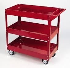 Hilka 3 Tier Trolley £13 delivered @ Amazon