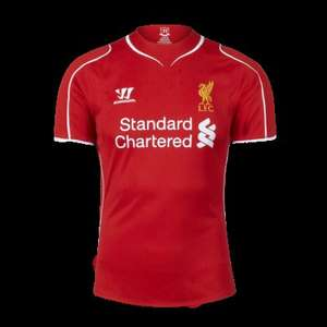 OFFICIAL Liverpool FC Store 2014/15 Kits 50% off