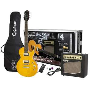 Epiphone Slash AFD Les Paul Special II Electric Guitar Performance Pack £182.10 @ DV247