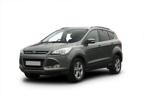 FORD KUGA DIESEL ESTATE 2.0 TDCi 150 Titanium 5dr 2WD - 24mth Personal lease (10k miles) £6,176.71 @ Evans Halshaw