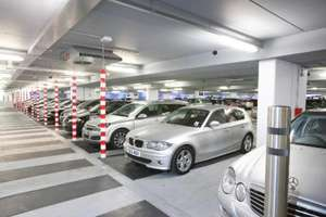 Free Parking at weekends with Q-park (selected locations)