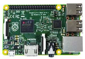 New Raspberry Pi 2 £27.42 (£33.36 delivered) @ RS Components