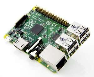 Raspberry Pi 2 for sale now £29.93 @ Farnell