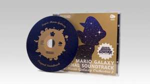 Super Mario Galaxy: Original Soundtrack (Standard Edt.) - 3850 Points @ Club Nintendo