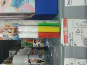 Pack of 4 Edible Ink Toy Story Pens 10p @ Asda Instore