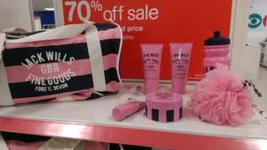 Jack Wills gift set 70% off £19.50 @ Boots instore