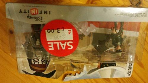 Disney Infinity Lone Ranger Playset £3.00 @ Tesco instore