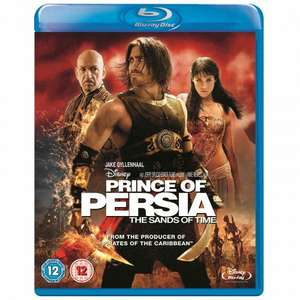 Prince Of Persia: The Sands Of Time (Blu-ray) - £3.40 delivered @ Rakuten/Zoverstocks