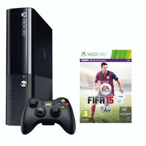 Xbox 360 500GB Console and FIFA 15 bundle £159.00 @ Tesco direct