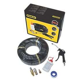 Stanley 10m Air Hose Kit £20 @ Screwfix Half Price