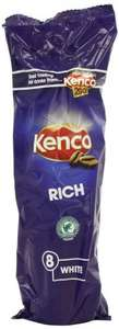 Kenco 2go Rich White 12Oz 8 Cups Pack Pack of 10 (80 total) £7.15 @ Amazon (add on item)