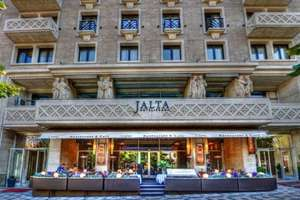 5 Star, 2 Nights Bed & Breakfast @ Jalta Hotel (Prague City) + Free Room upgrade (City view / B&B) including flights from £134pp @ A1 Travel