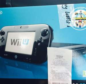 Wii-U 32Gb with Nintendo Land. £74 @ Tesco instore