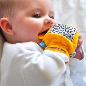 Teething gummee glove was £11.99 now £9.59 @ Gummeeglove