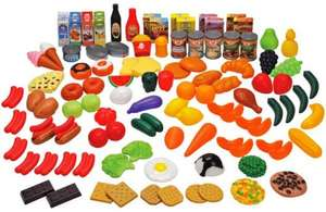 ** Chad Valley 104 Piece Play Food Set only £3.99 @ Argos **