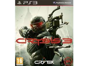 Crysis 3 Ps3 only £4.50 @ Tesco online