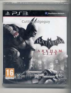 Batman Arkham City (PS3) £5.25 @ Tesco online