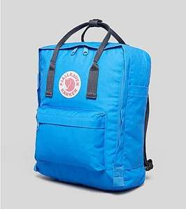Fjallraven Kanken Backpack in Blue £40 from Size (normally £65)