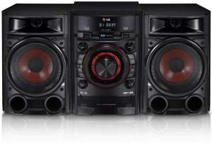 LG CM4330 Mini Hi-fi System With Auto Dj - Black.  With a 12 Month Warranty £63.99 at Argos Ebay