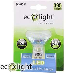 Ecolight GU10 Daylight LED Bulb £2.49 @ Home Bargains