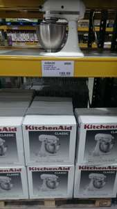 Kitchenaid classic white stand mixer £239.98 at Costco Hayes (INSTORE ONLY)