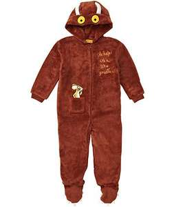 Gruffalo onesie £10-£11 various sizes free C&C Mothercare
