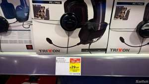 Mad Catz Triton Pro+ 5.1 headset £29.97 @ pcworld/currys