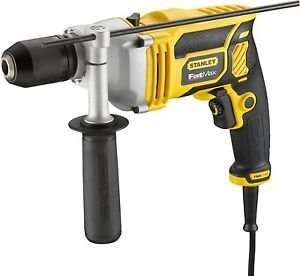 Stanley Fatmax FME140K 1 Gear Hammer Drill 750W now reduced to only £37.99 @ Argos Ebay