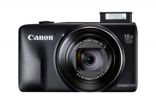 Canon PowerShot SX600 16MP, 18 x Optical Zoom (free case & gorilla pod) £89.99 @ Amazon