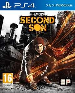 Infamous: Second Son PS4 £14.00 @ Amazon