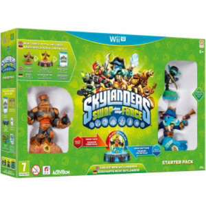 Skylanders swap force starter pack Wii/PS3 £3.25 @ Tesco instore