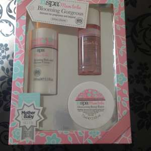 Nspa mum to be gift set £2 in store @ Asda was £4
