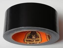 Gorilla Glue Cloth Tape Mesh Black 25mm x 9m £1.59 @ screwfix