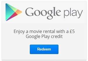 Free £5 Google Play credit for Chromecast owners
