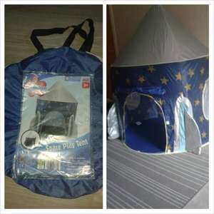 space play tent £1.99 @ Aldi