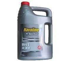 Texaco Havoline Ultra S 5w30 - 5Ltr Fully Synthetic £9 @ Eurocarparts