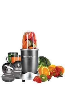 Nutribullet in Graphite Grey only £79.99 using code @ Highstreet TV