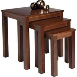 Nest of Tables - Walnut Effect Was £69.99 Now £27.99 @ Argos