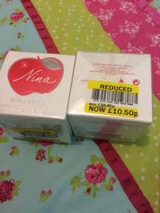 Nina Ricci EDT 50 ml £10.50 @ Tesco Instore (Norwich)